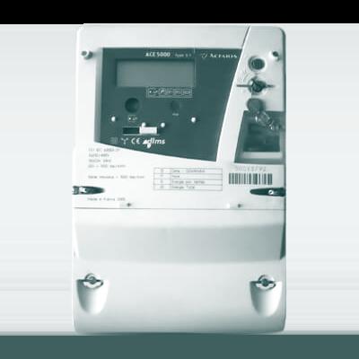 Imagem de contador trifásico Actaris ACE5000